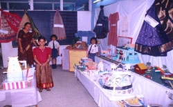 Project Work Exhibition 'Andhra Pradesh' - emphasis on Visakhapatnam by Class II