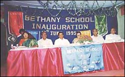 Bethany School Inauguration